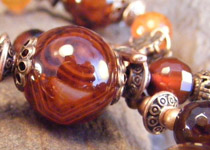 Different Agate Beads