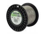 7 Strand Stainless Steel Bead Stringing Wire, .015 in (0.38 mm), Bright, 5000 ft (1525 m)